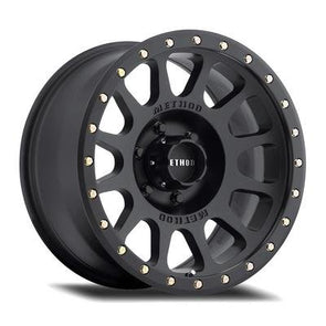 MRWMR30578560500 - Method Race 17x8.5 Matte Black 6x5.5 Wheels 0 mm Offset