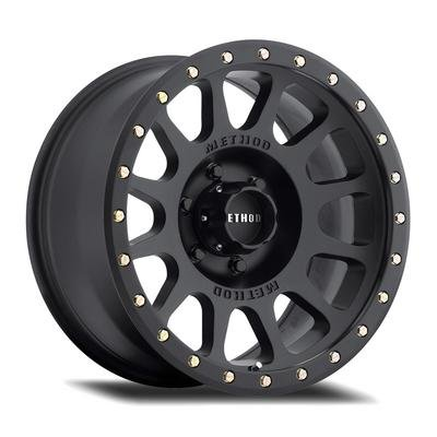 MRWMR10578560500B - Method Race 17x8.5 Beadlock 6x5.5 Wheel 0 mm Offset
