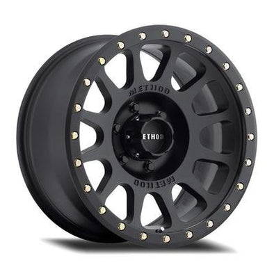MRWMR30589060518 - Method Race 18x9 NV 6x5.5 Wheels +18 mm Offset