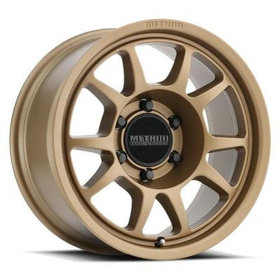 MRWMR70278560900 - Method Race 17x8.5 Centerbore Method 6x5.5 Wheel 0mm Offset