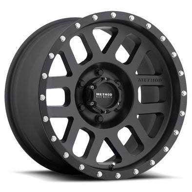 MRWMR30629060518 - Method Race 20x9 Mesh 6x5.5 Wheels 18 mm Offset