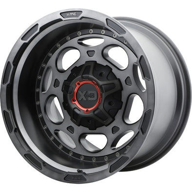 XDWXD83729067918 - KMC-XD 20x9 Demodog 6x5.5 Wheel 18 mm Offset