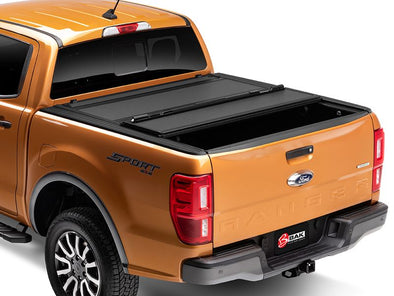 448332 - 2019 Ford Ranger Bakflip MX4 5' Bed Cover