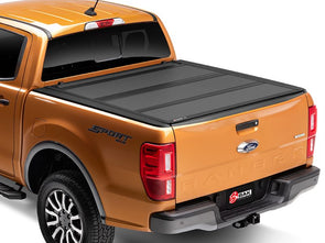 BAK448333 - 2019-2020 Ford Ranger BAKFlip MX4 Hard Folding Tonneau Cover 6' bed