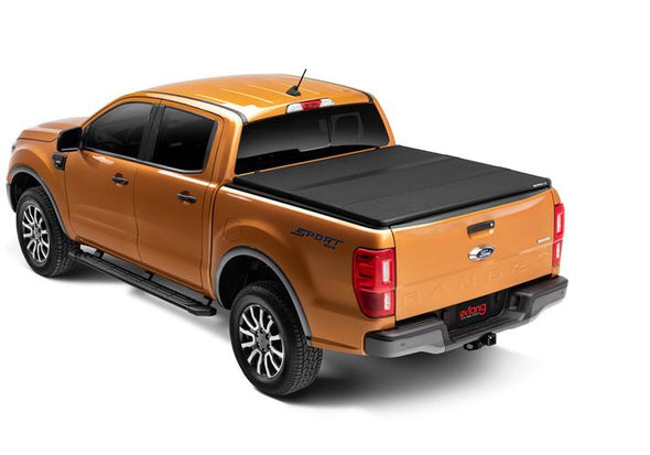 2019 Ford Ranger tri fold bed cover 83636