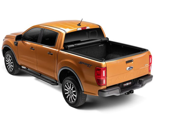 TRX531001 - 2019-2020 Ford Ranger Truxedo Lo Pro 5' Bed Cover