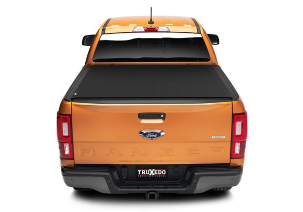 TRX1431001 - 2019-2020 Ford Ranger Truxedo Pro X15 5' Bed Cover