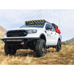 KCL92242 - 2019-2021 Ford Ranger KC Hilites M-Racks With Gravity LED Lights
