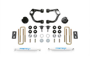 "K2322 - 2019-2020 Ford Ranger FabTech 3.5"" UCA Lift Kit"