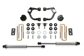 "K2322DL - 2019-2020 Ford Ranger FabTech 3.5"" UCA Dirt Logic Lift Kit"
