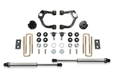 "K2322DL - 2019-2021 Ford Ranger FabTech 3.5"" UCA Dirt Logic Lift Kit"