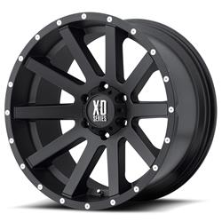 XDWXD81889068718 - KMC-XD 18x9 Series XD818 6x5.5 +18 mm Offset