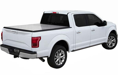 ACCB2010059 - 2019-2021 Ford Ranger Lomax Diamond Plate 5' Bed Cover