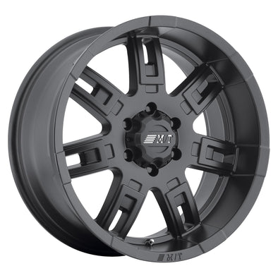 MTT90000019402 - 2019-2020 Ford Ranger 17x9 Mt Spidebiter II 6x5.5 Wheel 0 mm Offset