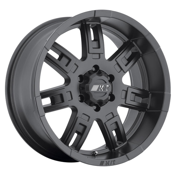 MTT90000019402 - 2019-2021 Ford Ranger 17x9 Mt Spidebiter II 6x5.5 Wheel 0 mm Offset