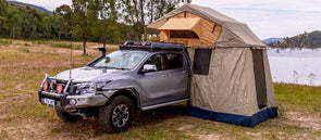 ARB803804 - 2019-2021  Ford Ranger ARB Series III Simpson Rooftop Tent With Annex