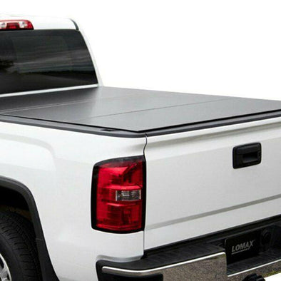 ACCB1010069 - 2019-2021 Ford Ranger Lomax Hard Tri-Fold 6' Bed Cover
