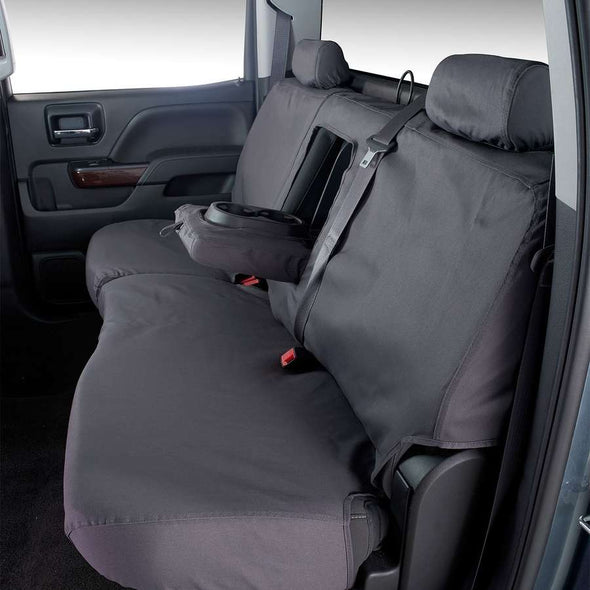 COVSS7509PC - 2019-2021 Ford Ranger  Polycotton Carhartt SeatSaver Custom Seat Covers
