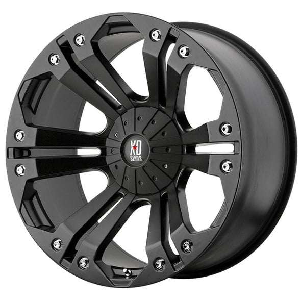 XDWXD77829066735 - KMC-XD 20x9 Monster 778 6x5.5 Wheels +35 mm Offset