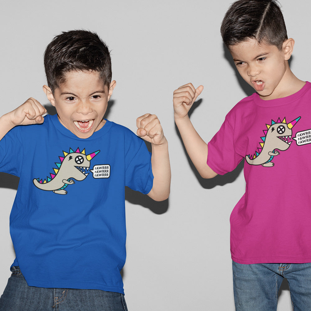 FluxxCo_Dinocorn_rAWRRR_Youth_Tee_Brothers_getting_their_roar_on