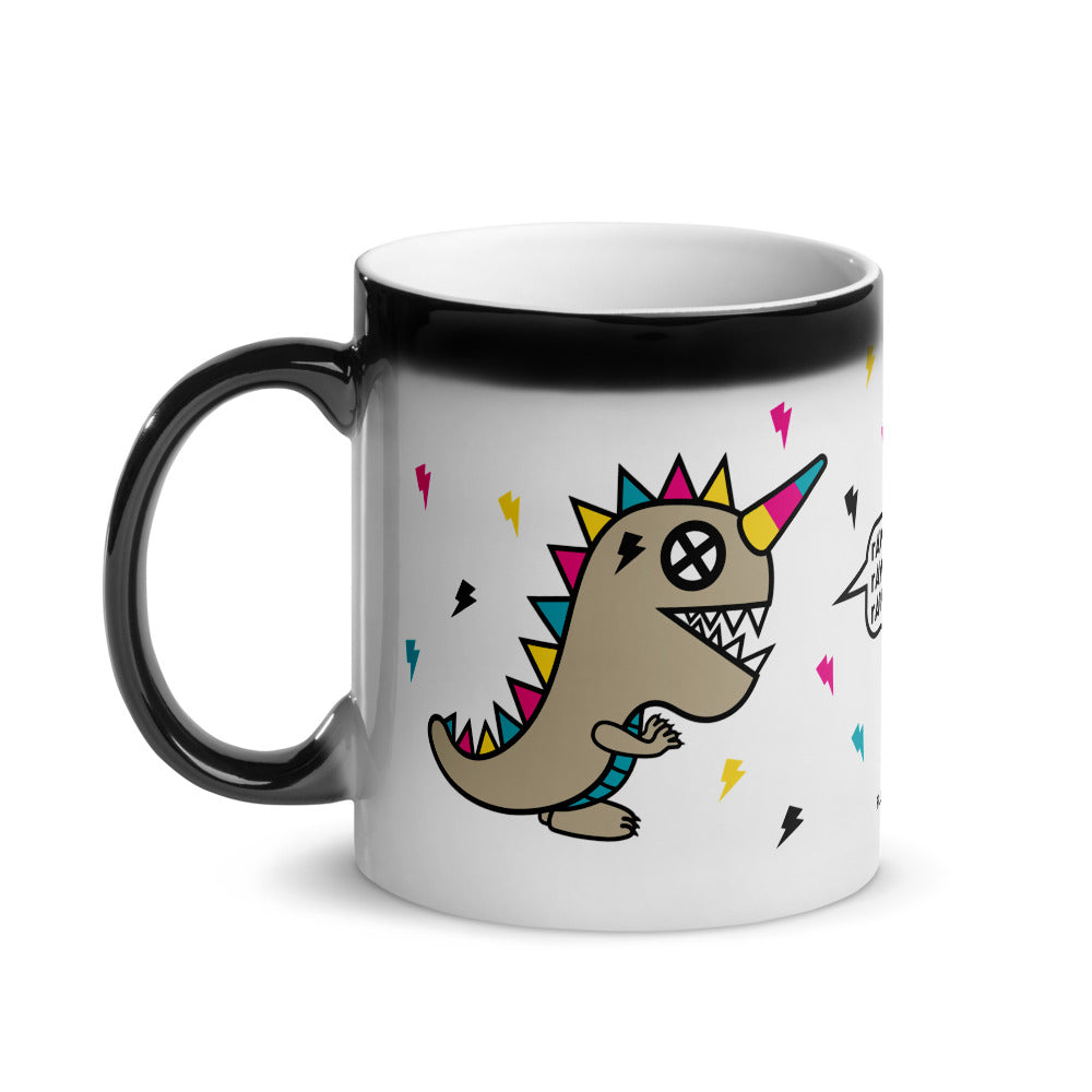 Dinocorn rAWRRR Magic Mug