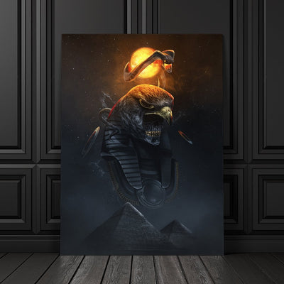 Mythologic Eagle canvas bosslogic