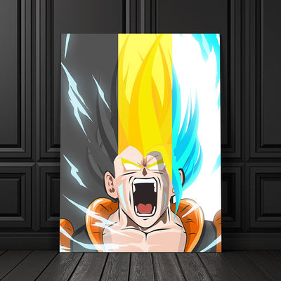 Levels - Gogeta Dragon Ball