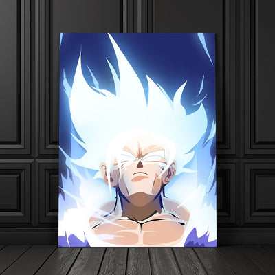 DragonBall Z/Super RageSeries canvas BossLogic