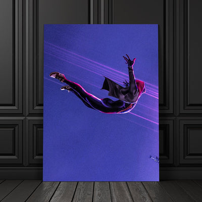 Spder Man canvas bosslogic