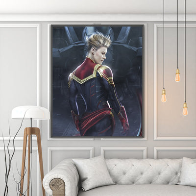 HER-O - Captain Marvel