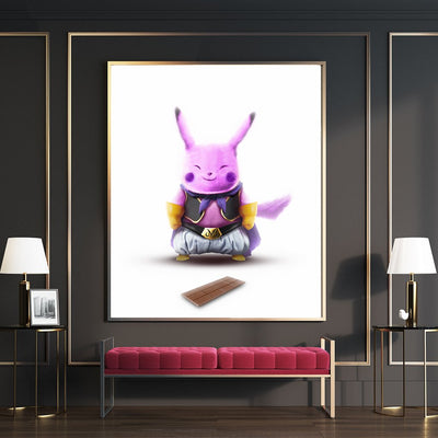 Pikachu canvas bosslogic