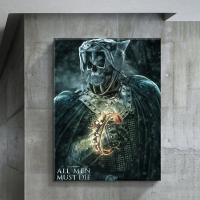 Sandor Clegane GAME OF THRONES canvas bosslogic