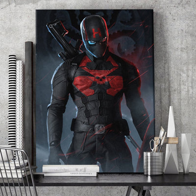 Captain Hydra - Art Print BossLogic
