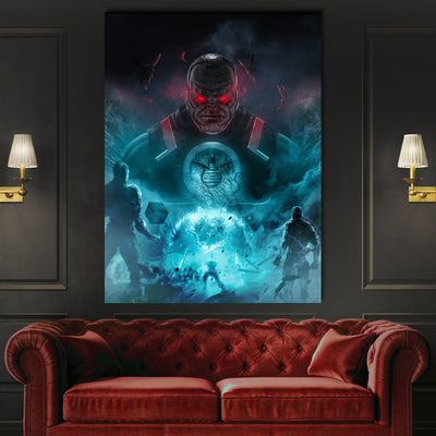 Darkseid by bosslogic