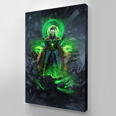 Break Free - Dr Strange - Art Print BossLogic