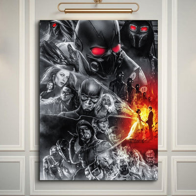 Earth X - Art Print BossLogic
