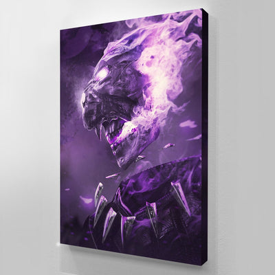 Ghost Panther - Art Print BossLogic