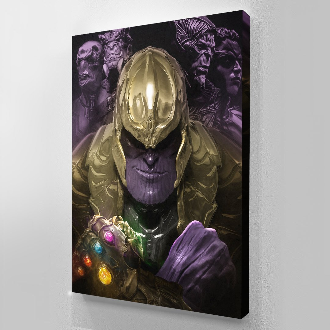 Thanos canvas bosslogic