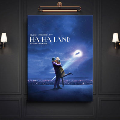 Ha Ha Land - Art Print BossLogic
