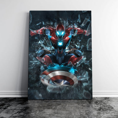 Spider-Man - Art Print BossLogic