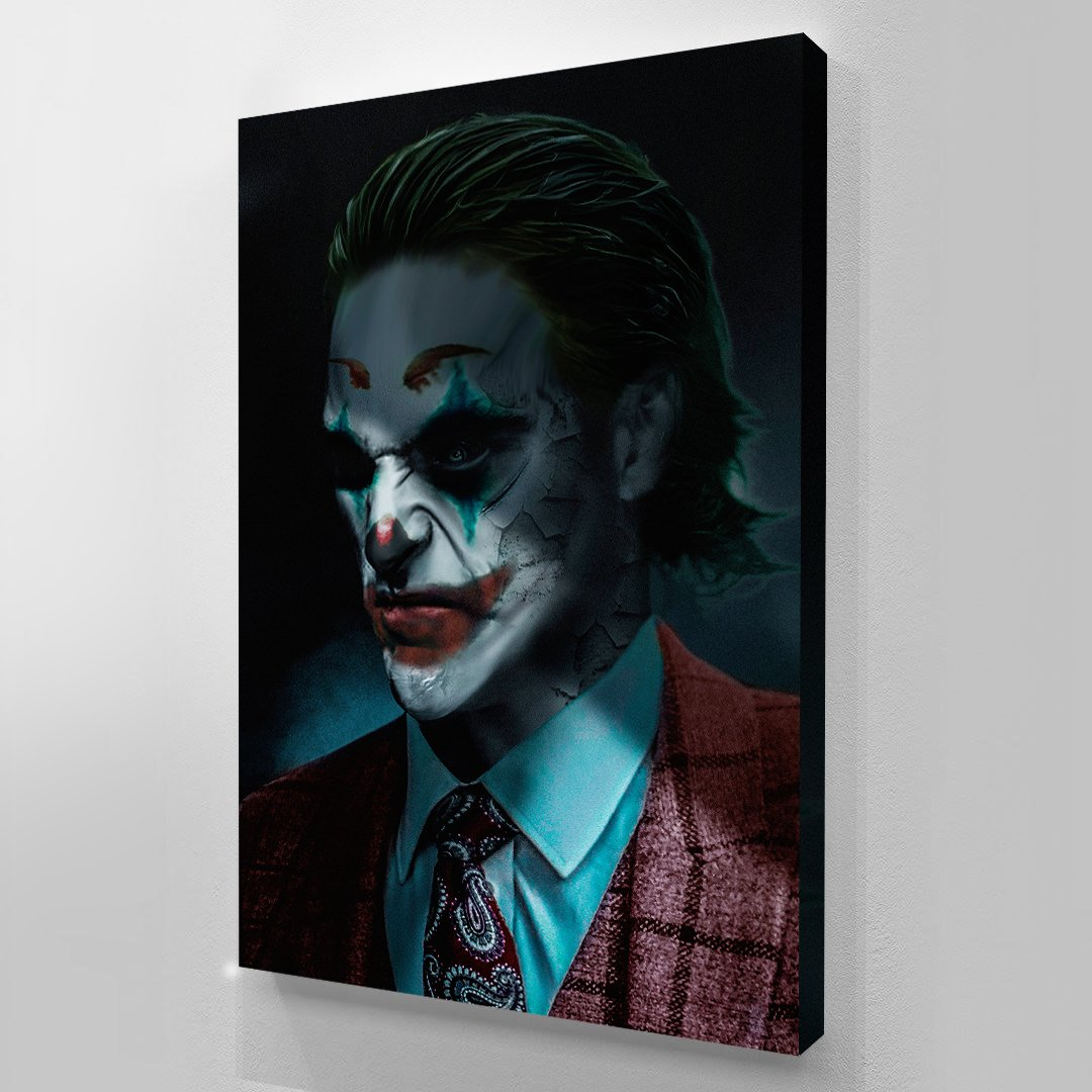 The Joker - Art Print BossLogic