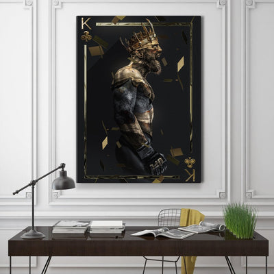 King Conor - Art Print BossLogic