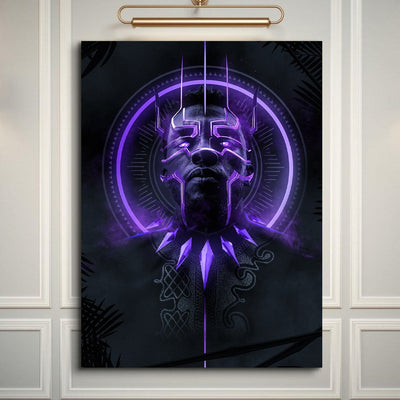 Black Panther - Art Print BossLogic