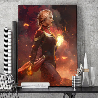 Captain, My captain ! - Art Print BossLogic