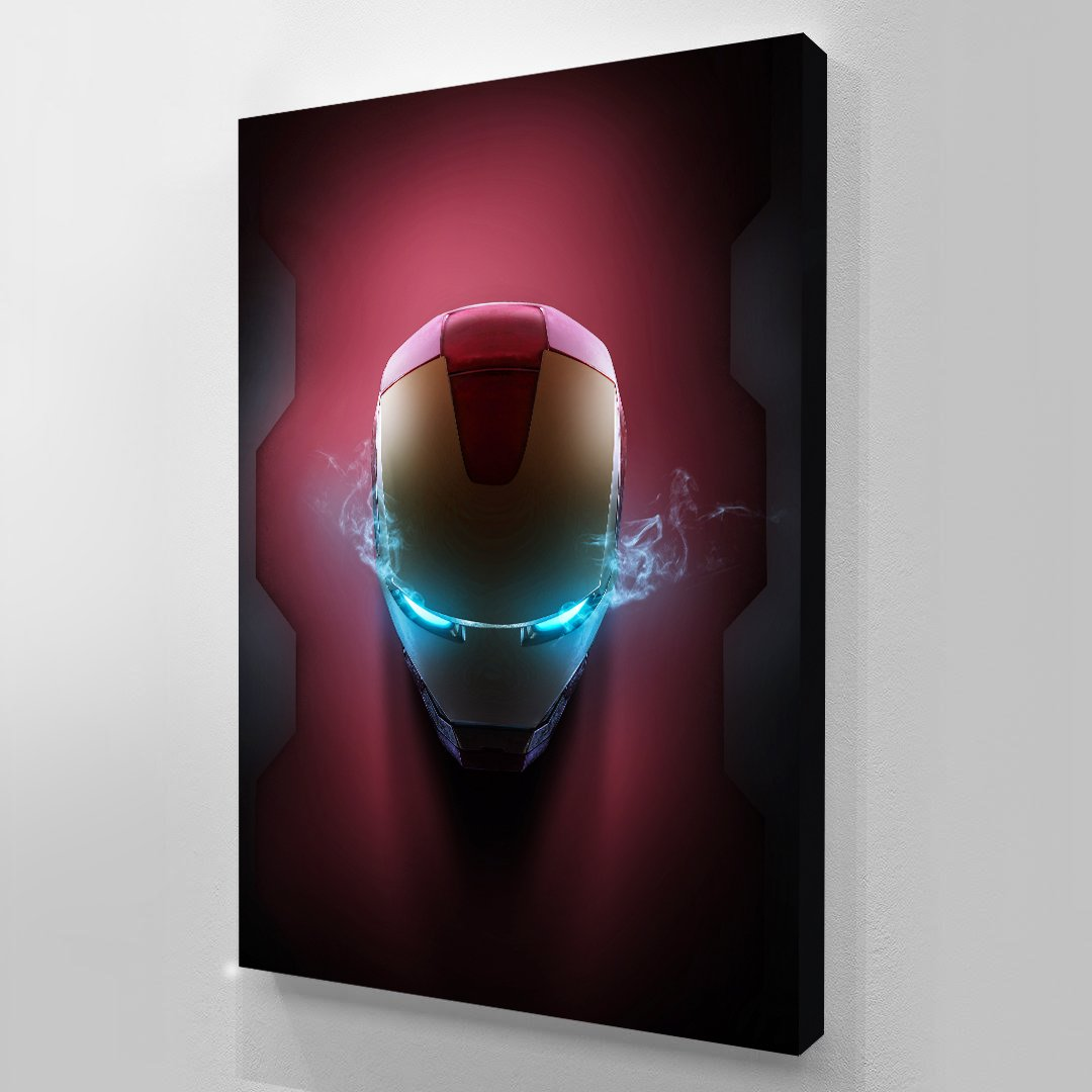 Iron Man - Art Print BossLogic