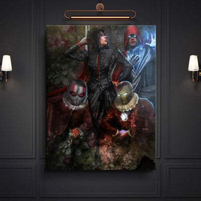 Avengers canvas bosslogic