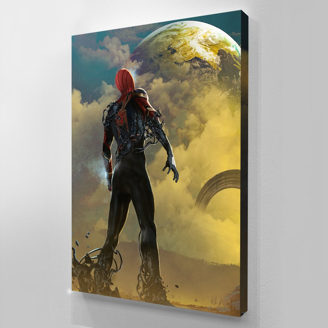 Spiderman - Art Print BossLogic