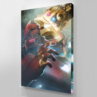 Infinity War - Art Print BossLogic