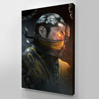 Marvel Knights canvas bosslogic