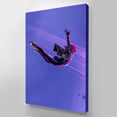 Spder-Man canvas bosslogic